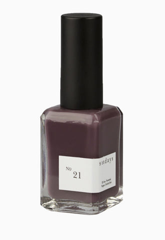 No.21 (Purple Gray)