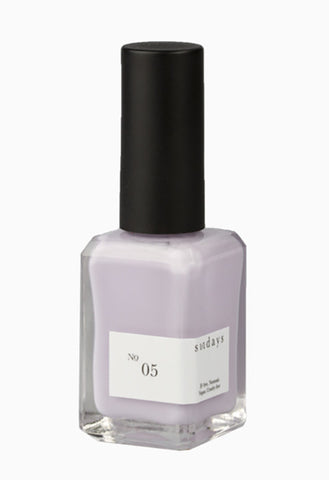 No.05 (Light Lilac)