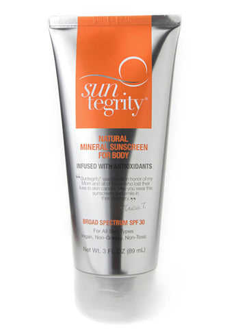 BODY SUNSCREEN, BROAD SPECTRUM SPF 30 (3oz)