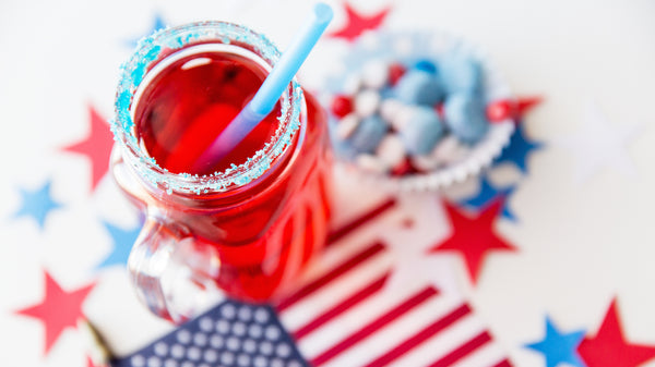 Star Spangled Sangria - Cocktails for Freedom