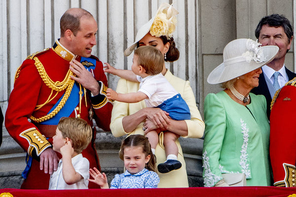 The Royal Closet: William, Kate, and the Royal Babies of Cambridge