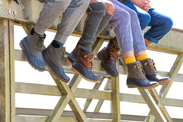 The Official Expert Guide to Sperry Duck Boots