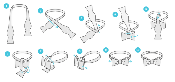 Diaries of The Prep Intern Week #1: How to Tie a Bow Tie