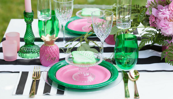 Host a Preppy Dinner Party