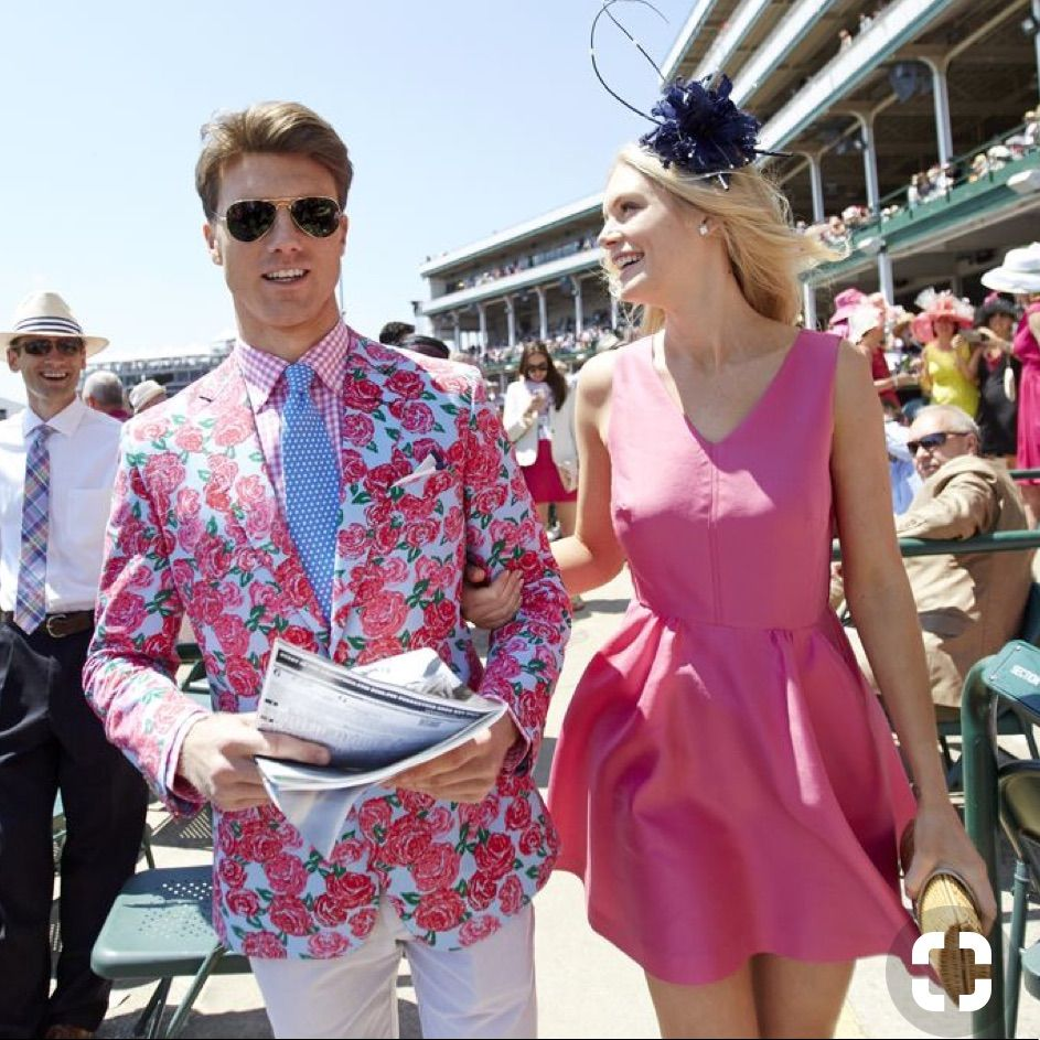 Kentucky Derby Vineyard Vines
