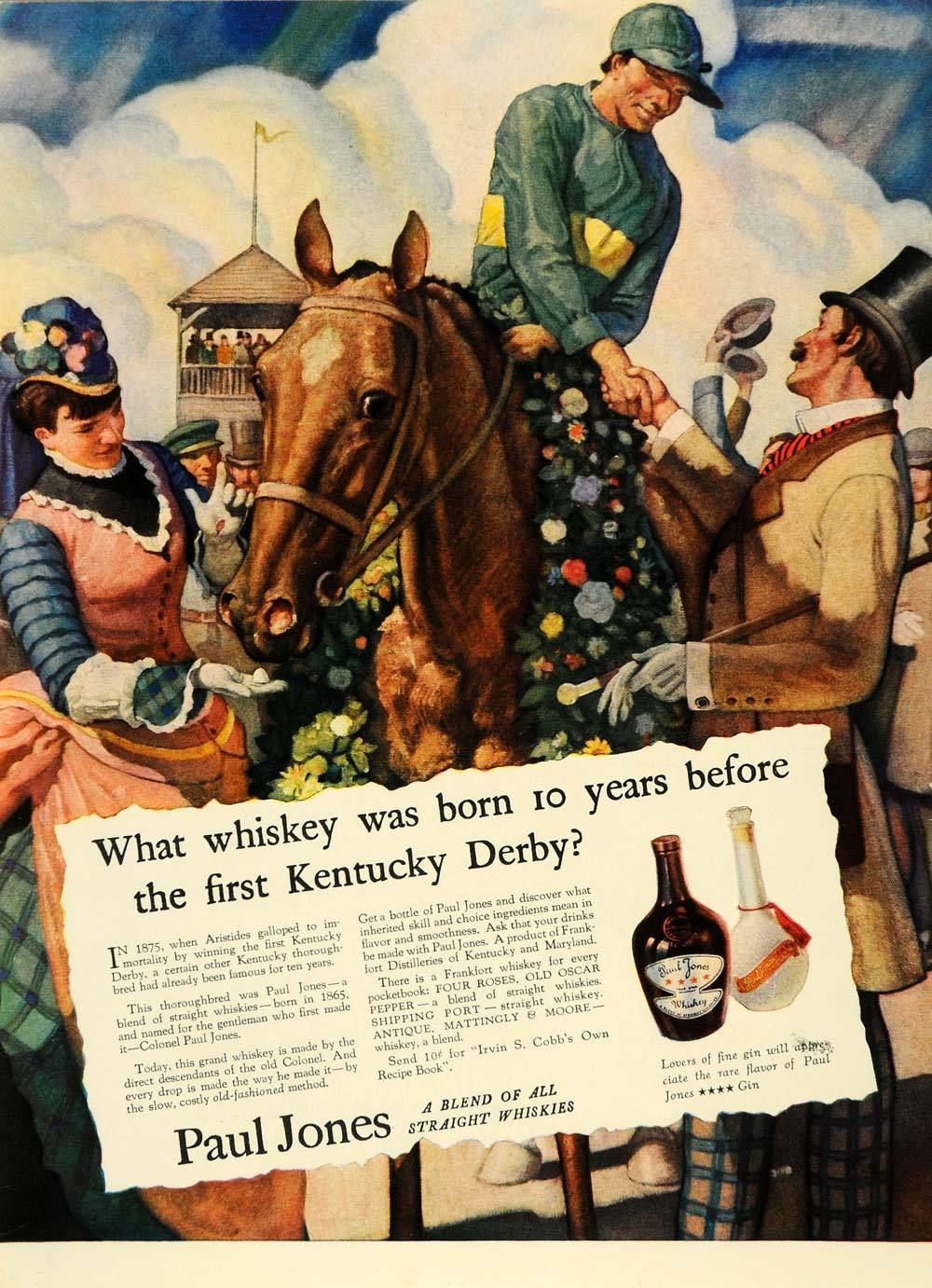 The Kentucky Derby, the Preakness & the Belmont Stakes