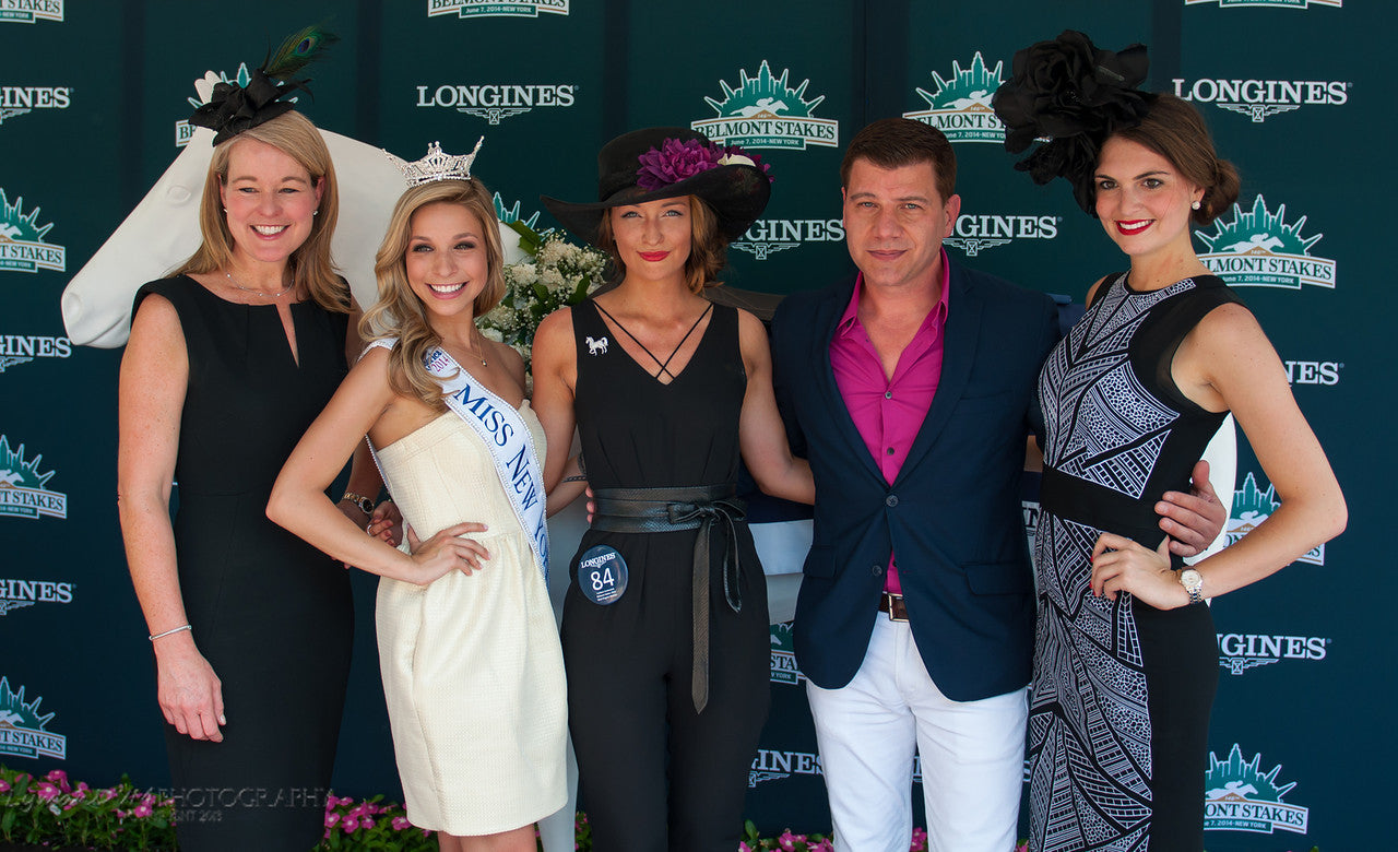 Fashion at the Belmont Stakes