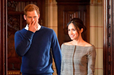 Prince Harry in a sweater