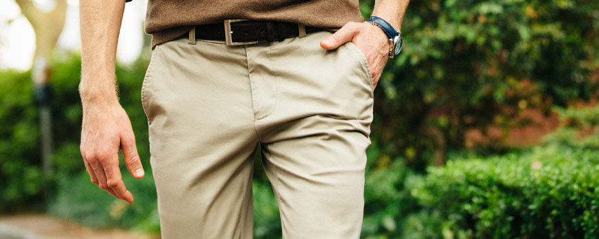 Preppy Men's Pants