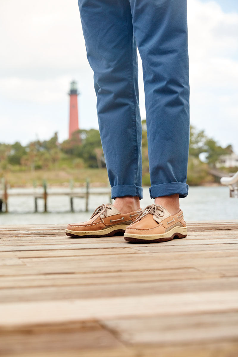 Boat Shoes Relaxed