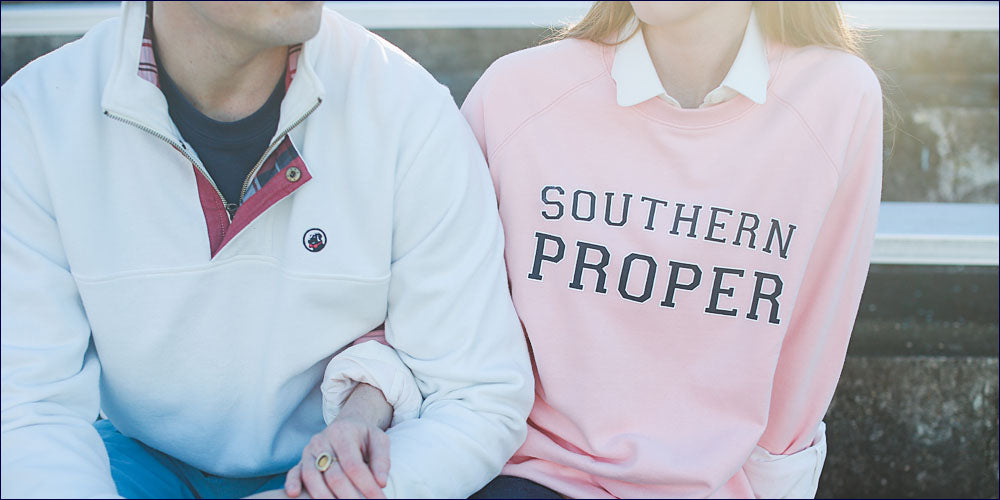 Southern Proper Jackets, Vests, and Pullovers