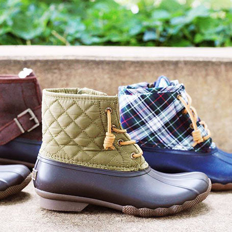 Shop New Women's Preppy Footwear