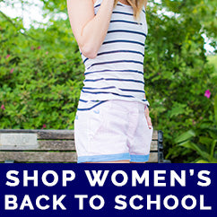 Women's Back to School Collection