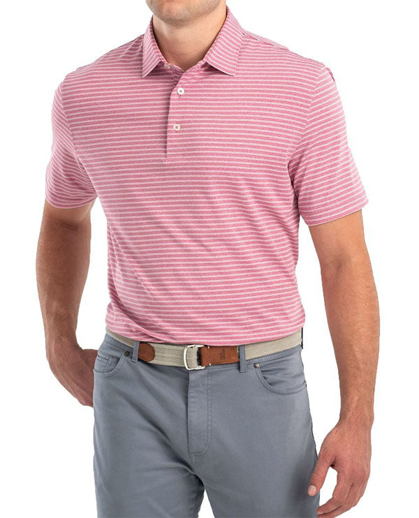Johnnie-O Performance Polo