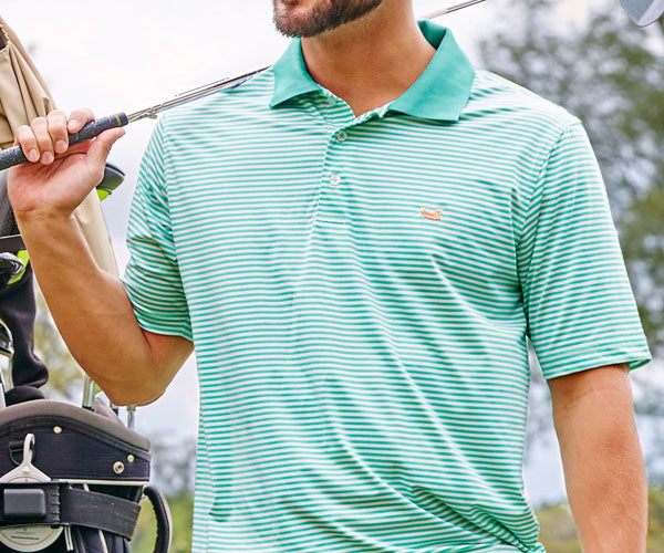 Southern Marsh Performance Polo