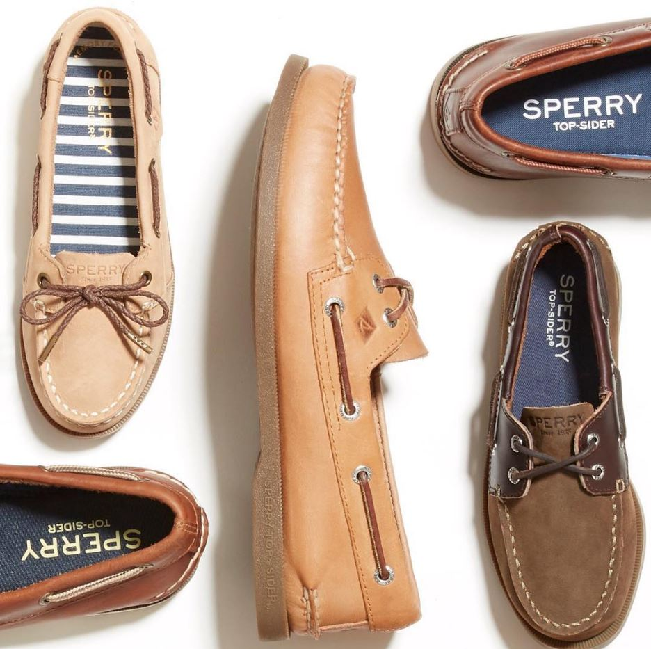sperrys business casual