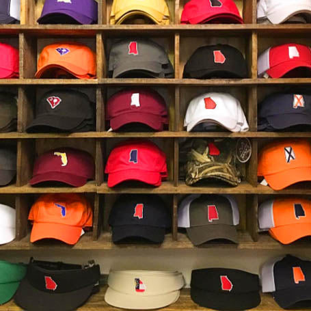 Shop Preppy Collegiate Hats
