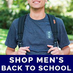 Men's Back to School Collection