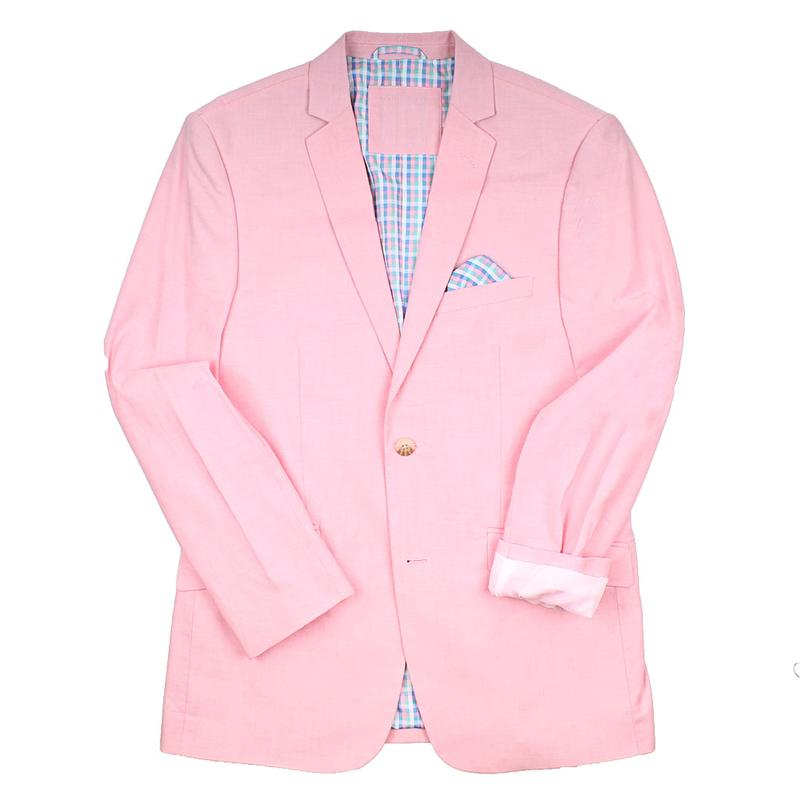 Pink Blazer by Country Club Prep