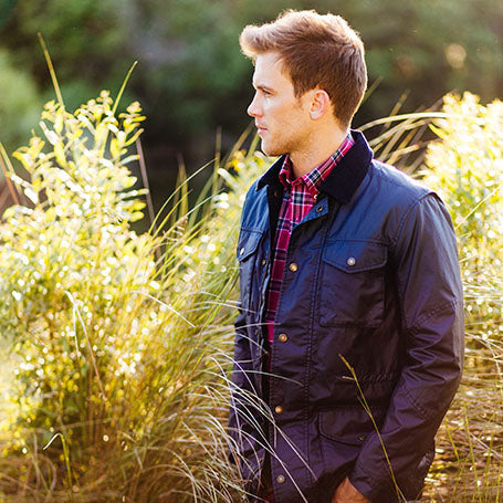 Shop Men's Preppy Outerwear