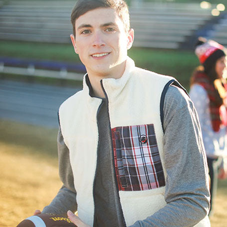 Shop Men's Preppy Vests