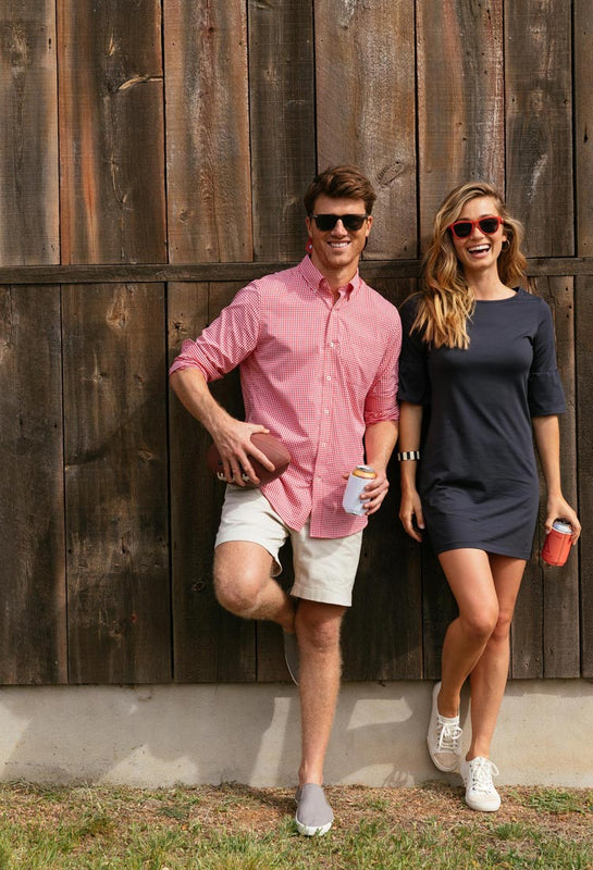 preppy men's  women's clothes polos shorts tshirts