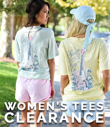 Shop Women's Tees Clearance