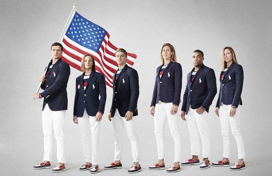 Team USA Preppy Olympics