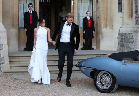 Prince Harry and Meghan Markle Weddine 2