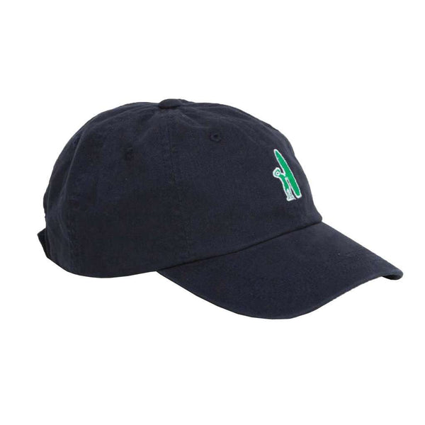 Johnnie-O Topper Hat in Navy