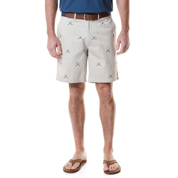 Cisco Short with Golf Clubs by Castaway Clothing