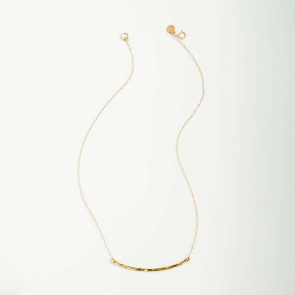 Gorjana Taner Bar Small Necklace by Gorjana