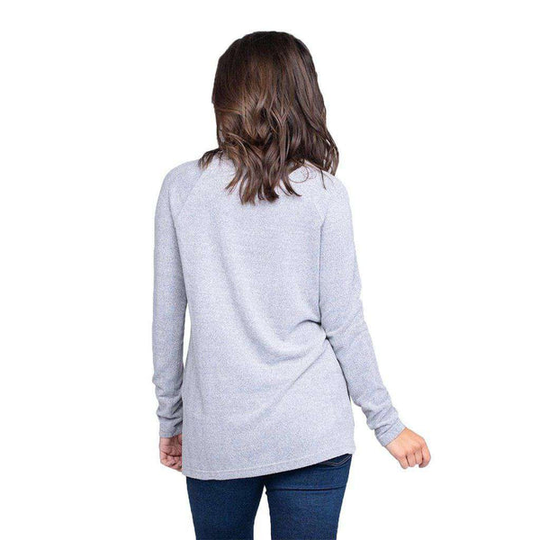 The Southern Shirt Co. Absurdly Soft Heather Fleece by The Southern Shirt Co.