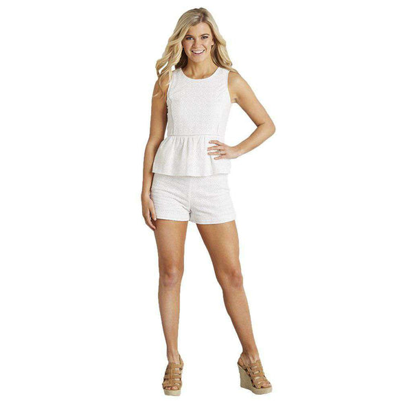 Country Club Prep White / XS