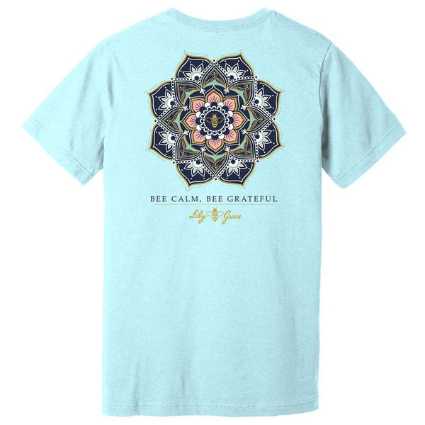 Bee Calm Tee by Lily Grace