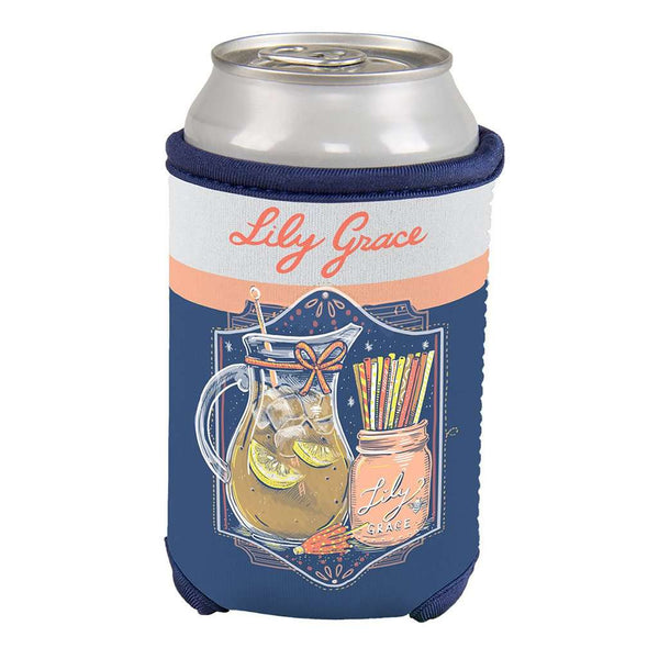 Par-Tea Started Can Holder by Lily Grace