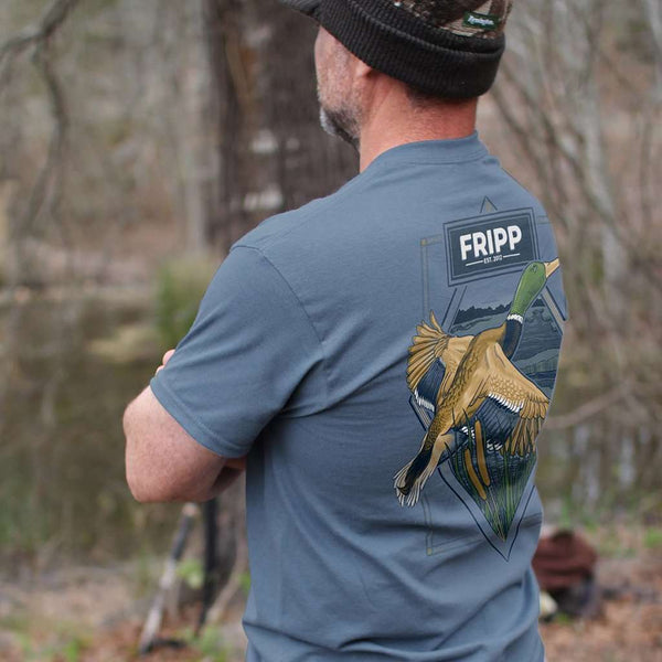 Fripp & Folly Mallard Tee by Fripp Outdoors