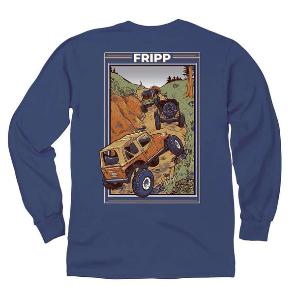 Fripp & Folly Up The Hill Long Sleeve Tee by Fripp Outdoors