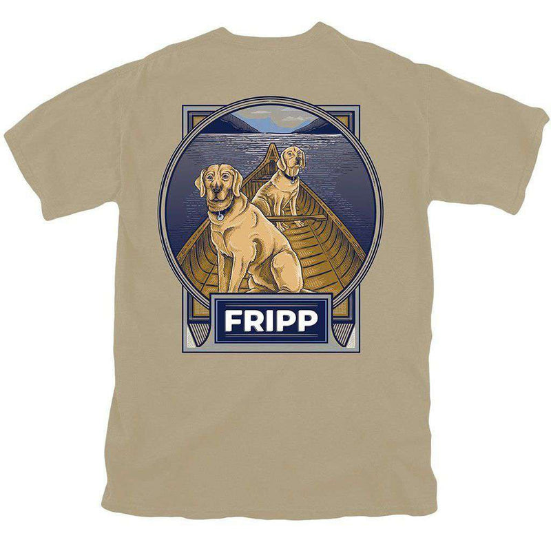 2 Labs Tee by Fripp Outdoors