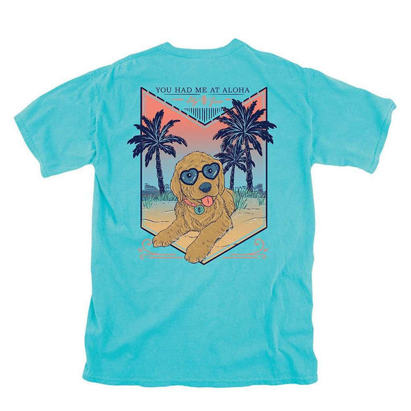 You Had Me at Aloha Tee by Lily Grace