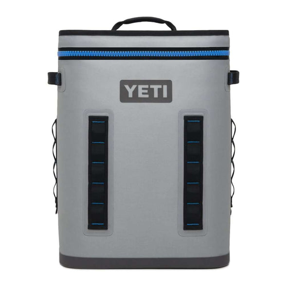The Hopper BackFlip™ 24 in Fog Gray / Tahoe Blue by Yeti