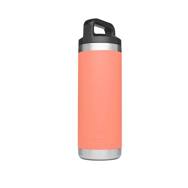 18 oz. Rambler Bottle in Coral by YETI