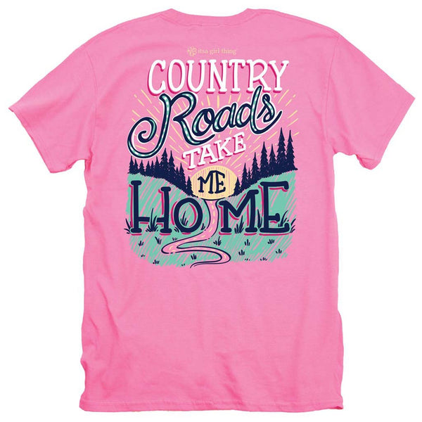 Country Roads Tee by Itsa a Girl Thing