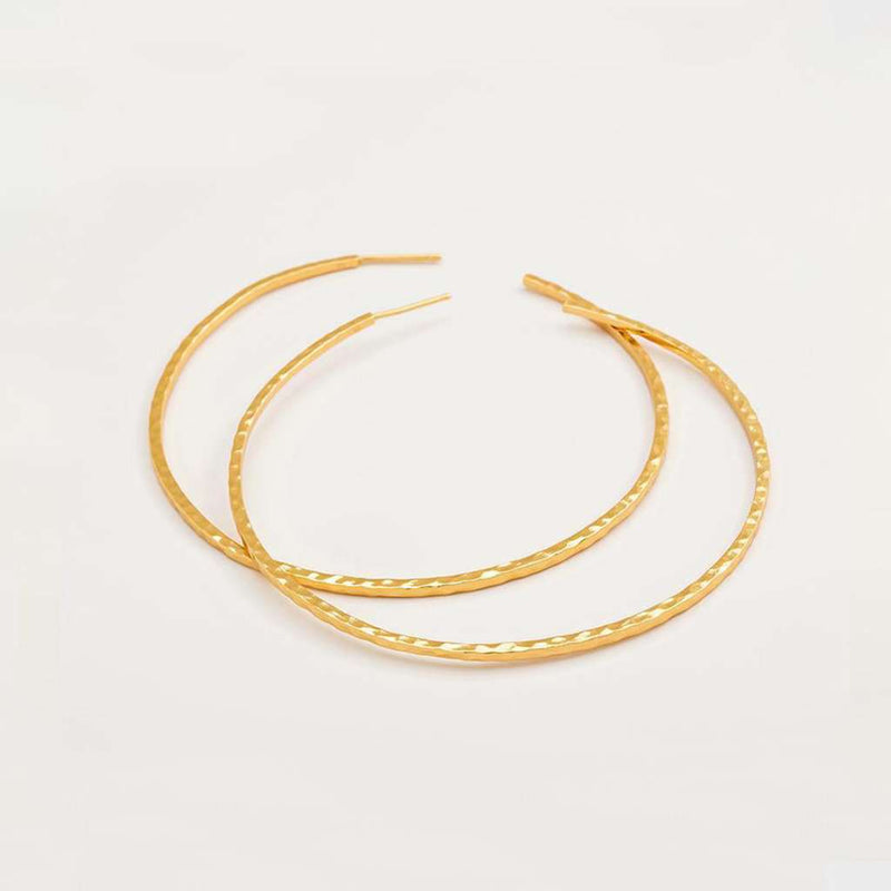 Gorjana Taner XL Hoops by Gorjana