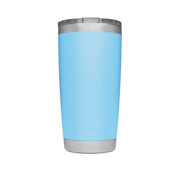 20 oz. DuraCoat Rambler Tumbler in Sky Blue with Magslider™ Lid by YETI