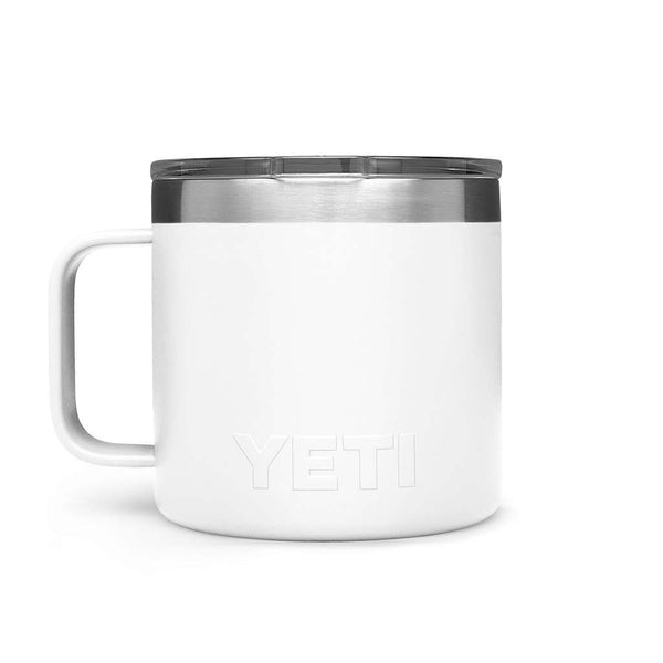 Rambler 14oz. Mug in White by YETI