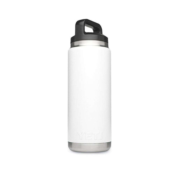 26 oz. Rambler Bottle in White by YETI