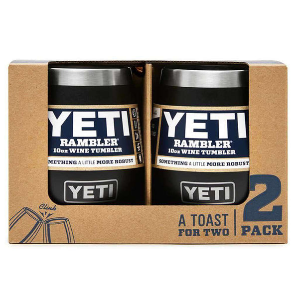 YETI 2 Pack Rambler 10oz Wine Tumbler by YETI