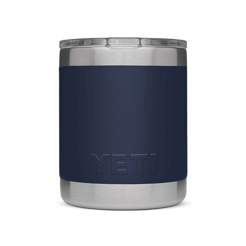 10 oz. Rambler Lowball in Navy by YETI