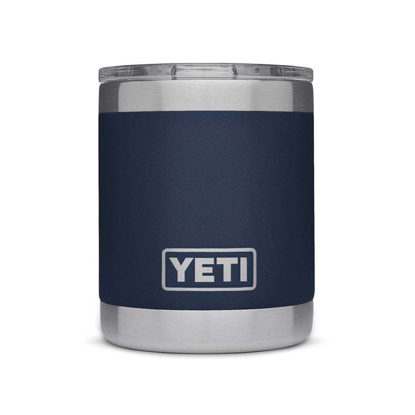 YETI 10 oz. Rambler Lowball in Navy